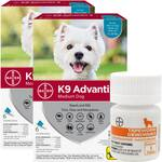 12 MONTH K9 Advantix...