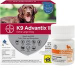 4 MONTH K9 Advantix...
